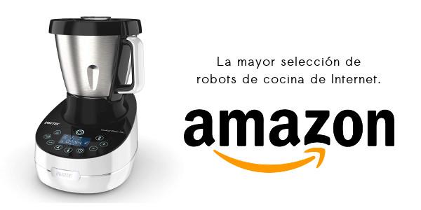 Comprar Robots de Cocina en Amazon