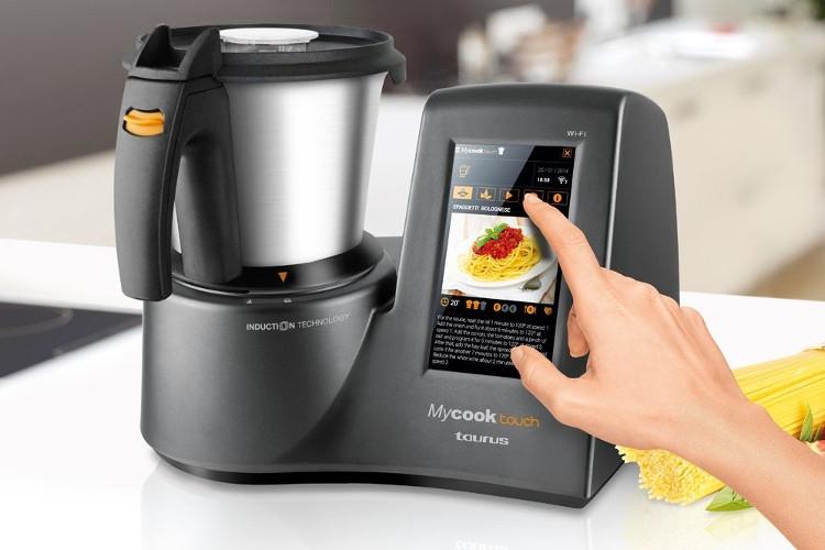 Comprar Robot de Cocina Taurus Mycook Touch en Amazon