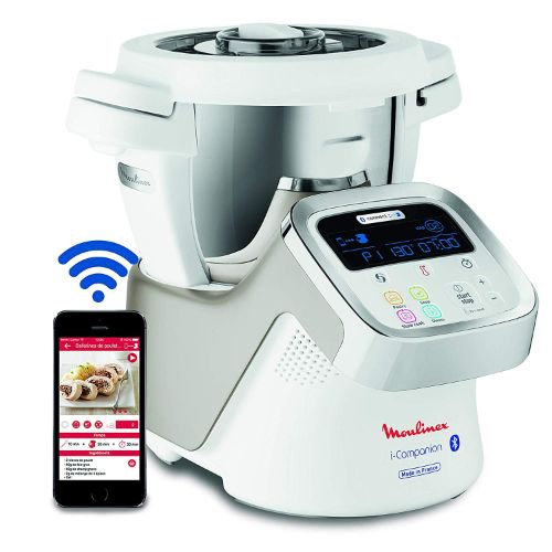 Moulinex i-Companion conectividad Bluetooth