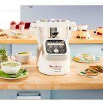 Robots de cocina: Recetas