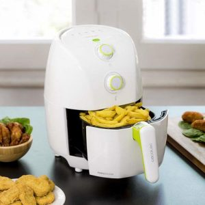 Review Cecotec Cecofry Compact Rapid