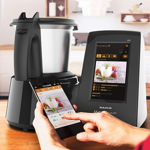 Taurus Mycook Touch Black Edition - Review