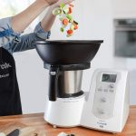 Cómo funciona un robot de cocina