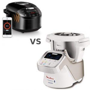 Diferencias Robots de Cocina Ollas Programables