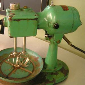 Quién inventó el Robot de Cocina
