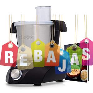 Robots de cocina en oferta