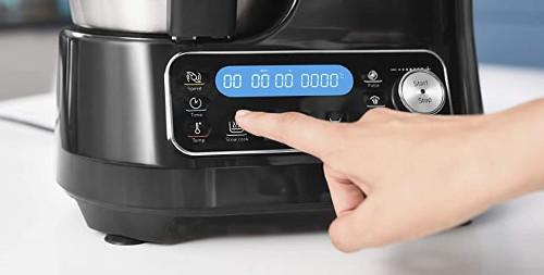 Robot de cocina Moulinex ClickChef: Review