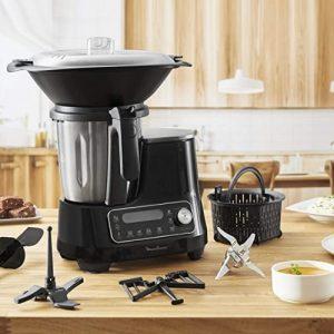 Robot de cocina Moulinex ClickChef