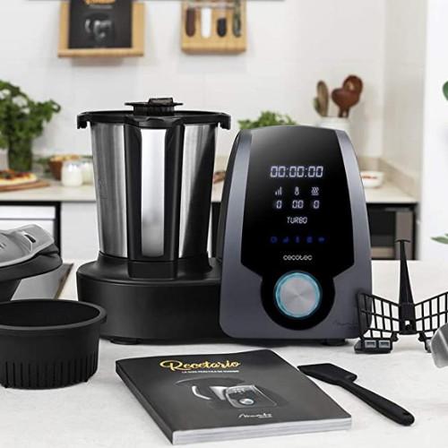 Los Mejores Robots de Cocina con Recetas Guiadas