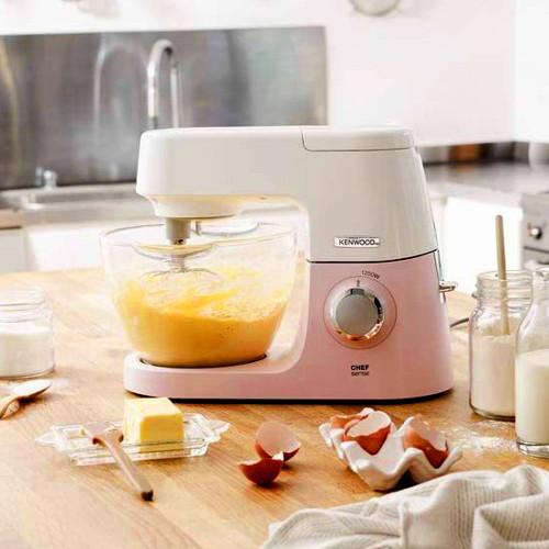 Comprar robot de cocina rosa