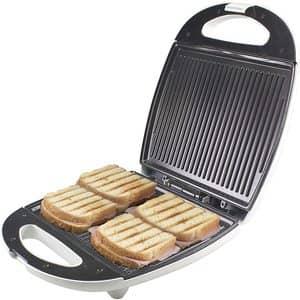 Las mejores sandwicheras de 4 sándwiches