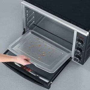 Trucos sobre cómo limpiar un horno de sobremesa
