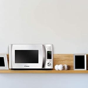 Dónde colocar un microondas en una cocina pequeña