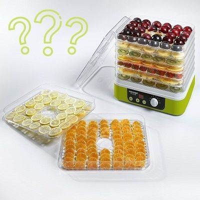 ¿Para qué sirve un deshidratador de alimentos?