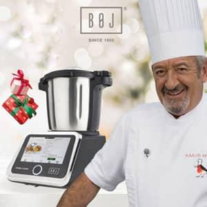 Robot de cocina del programa de Karlos Arguiñano
