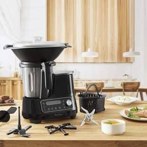 ¿Qué funciones debe tener un robot de cocina?