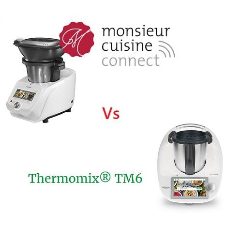 Monseiur Cuisine Vs Themomix
