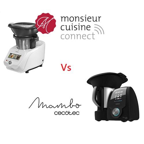 Qué Robot de Cocina Es Mejor, Cecotec Mambo o Lidl