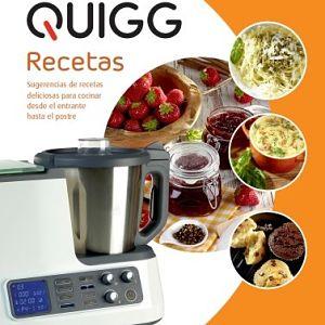 Recetas para el Robot de Cocina de Quigg