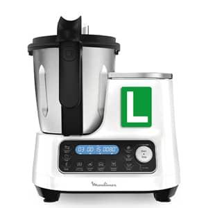Los mejores robots de cocina para principiantes
