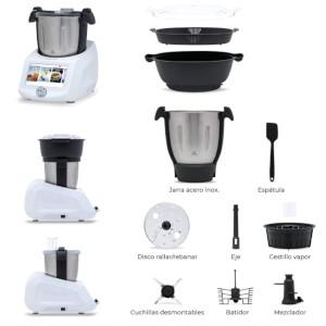 Accesorios para Robots de Cocina