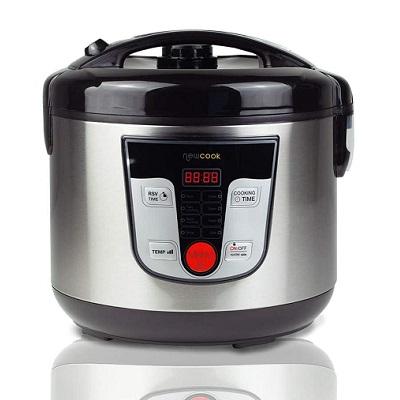 Cómo Funciona el Robot de Cocina Newcook 5 Litros