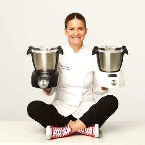 Cuál es el Robot de Cocina de Samantha Vallejo Nágera