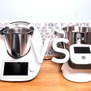 Robot de Cocina Moulinex i-Companion VS Thermomix
