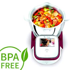 Robots de Cocina sin BPA